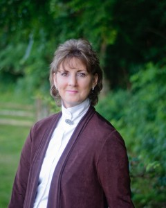 Author Mary Moore