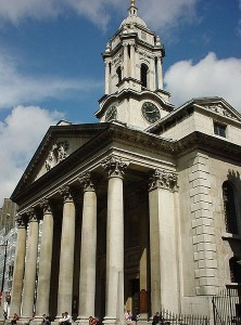 The Most Fashionable Regency Wedding Church