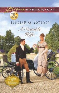 A Suitable Wife Book Cover