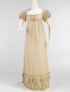 Regency dress