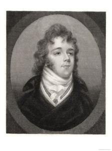 Beau Brummel-Portrait