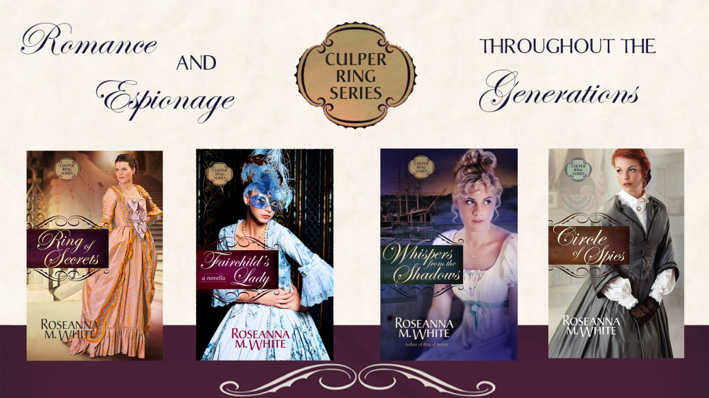 Culper Ring Series