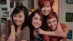 Girls of Lizzie Bennet Diaries