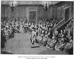 Queen Charotte's Ball
