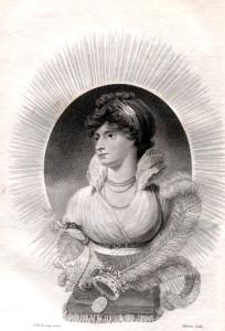 Princess Caroline Portrait