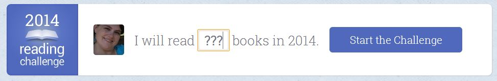 Set your reading goal on Goodreads to keep track of it.