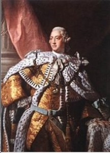 Mad King George III, Source Wikipedia