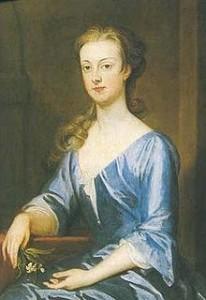 Portrait of Henrietta Godolphin, 2nd Duchess of Marlborough Source: Wiki Commons
