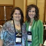 Kristi Ann Hunter and Sarah Ladd