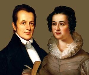 Adoniram & Ann Judson