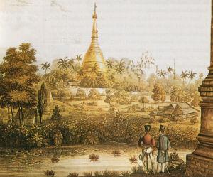 Shwedagon Pagoda, Burma